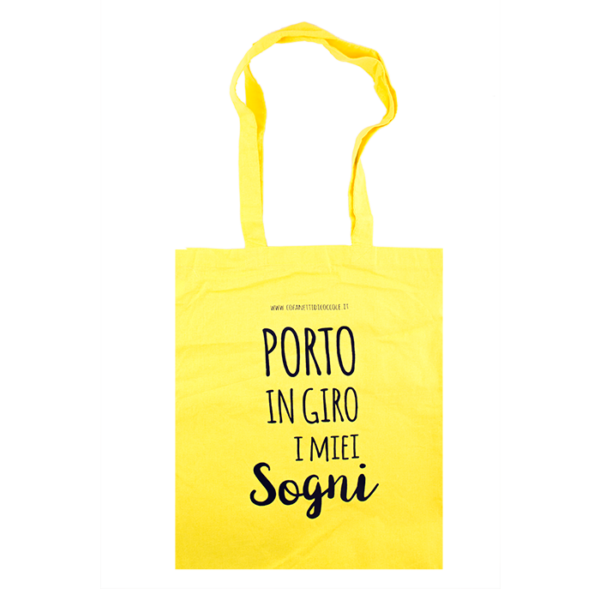 Dream Bag Giallo Fluo
